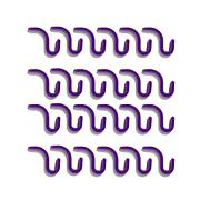 JOY Huggable Hangers® Cascading Mini Hooks 24-pack