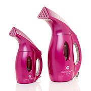 JOY Metallic 900-Watt My Little Steamer & Go Mini Set