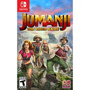JUMANJI: The Video Game for Nintendo Switch