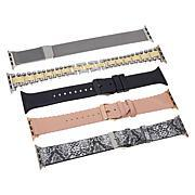 Kessaris Set of 5 Interchangeable Apple Watch Straps