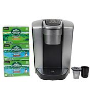 Keurig K-Elite Coffee Maker with 36 K-Cups and My K-Cup