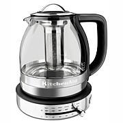 KitchenAid® 1.5 L Glass Tea Kettle