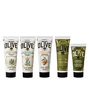 Korres Olive Delights 5-piece Gift Set