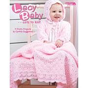 Lacy Baby Sets to Knit from Leisure Arts