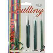 Lake City Craft 4-piece Quilling Tool Set