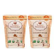Leaner Creamer Coconut Sugar 2-pack