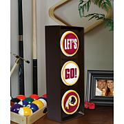 """Let's Go"" Light - Washington Redskins"
