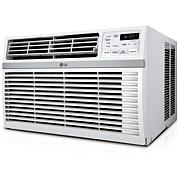 LG Energy Star Rated 8,200 BTU Window Air Conditioner w/Remote