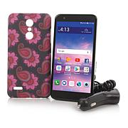 """LG Premier Pro 5.3"""" HD 16GB Tracfone with 1500 Min/Text/Data"""