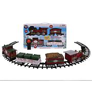 Lionel North Pole Central Ready-to-Play Train Set