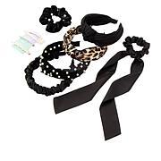 Locks & Mane Essentials 10-piece Hair Accessory Set