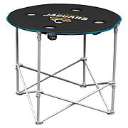 Logo Chair Round Table - Jacksonville Jaguars