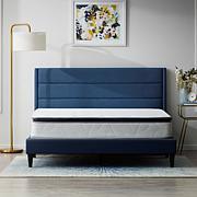 """Lucid 10"""" Refresh Luxe Pillowtop Hybrid Mattress"""
