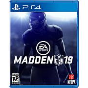 """Madden NFL 19"" Game for PS4"