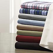 Madison Park Essentials Micro Splendor Sheet Set - Grey