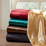 Madison Park Essentials Satin Wrinkle-Free 6pc Sheet Set