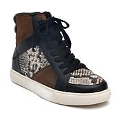 Matisse Toss Up Leather and Suede Sneaker