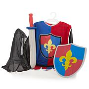 Melissa & Doug Valiant Knight Costume w/Accessories