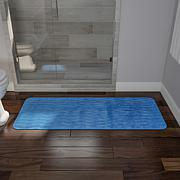 """Memory Foam 24"""" x 60"""" Extra Long Bath Rug Mat"""