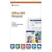 Microsoft Office 365 Personal for 1-Year
