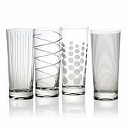 Mikasa Cheers Highball Glass Set of 4