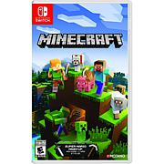 """Minecraft"" Game for Nintendo Switch"