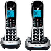 Motorola CD4011 Digital Cordless Telephone with Answering Machine