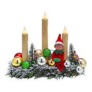 Mr. Christmas Battery-Operated Nostalgic Candolier
