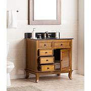 Newcastle Bath Vanity Sink with Granite Top