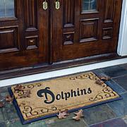 NFL Door Mat - Dolphins