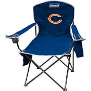 NFL Quad Chair with Armrest Cooler - Bears