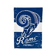 Officially Licensed NFL Vintage Linen Garden Flag