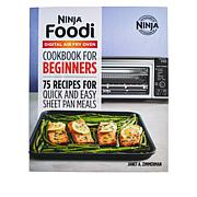 Ninja Foodi Digital Air Fry Oven Cookbook for Beginners