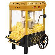 Nostalgia 2.5 oz. Kettle Popcorn Maker in Black
