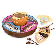 Nostalgia Chocolate Candy Bar Maker