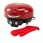 Oberdome Electric BBQ Grill and Multi-Oven