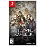 """Octopath Traveler"" Game for Nintendo Switch"