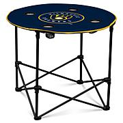 Officially Licensed MLB Round Table - Milwaukee Brewers