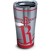 Officially Licensed NBA 20 oz Tumbler and Lid- Houston Rockets
