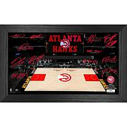Officially Licensed NBA 2021 Signature Court