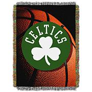 """Officially Licensed NBA """"Photo Real"""" Woven Tapestry Throw"""