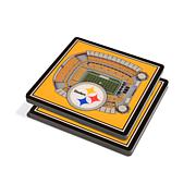 Officially Licensed NFL 3D StadiumViews Coasters