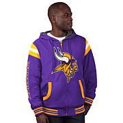Officially Licensed NFL Black Label Men's Reversible Jacket by Glll