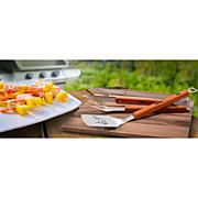 Officially Licensed NFL Classic Series 3-piece BBQ Set