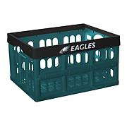 Officially Licensed NFL Collapsible Crate