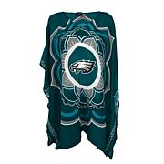 "Officially Licensed NFL ""Flower"" Caftan"