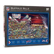 Officially Licensed NFL Joe Journeyman Jigsaw Puzzle