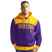 Officially Licensed NFL Men's Hoodie and Tee Combo by Glll