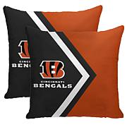 Officially Licensed NFL Pegasus Sports Décor Pillow 2-Pack