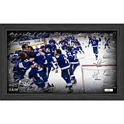 Officially Licensed Tampa Bay 2021 Stanley Cup Champs Signature Rink